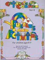 Puzzles & Activities for Children Ages 5-7 : Year B - Marcia T Lucey