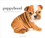 Puppyhood : Life-Size Portraits of Puppies at 6 Weeks Old : Large Format Hardcover Book - J. Nichole Smith