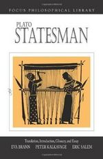 Statesman : Focus Philosophical Library (Paperback) - Plato