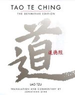 Tao Te Ching : The Definitive Edition - Lao Tzu