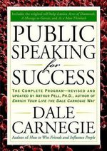 Public Speaking for Success - Dale Carnegie
