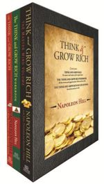Complete Think and Grow Rich Box Set - Napoleon Hill
