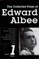 Collected Plays of Edward Albee : 1958-65 - Edward Albee