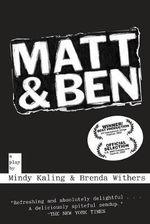 Matt & Ben - Mindy Kaling