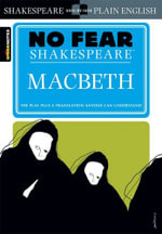 Macbeth (No Fear Shakespeare Series) : Sparknotes No Fear Shakespeare - William Shakespeare