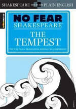 The Tempest (No Fear Shakespeare Series) : Sparknotes No Fear Shakespeare - John Crowther