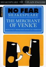 The Merchant of Venice (No Fear Shakespeare Series) : Sparknotes No Fear Shakespeare - William Shakespeare