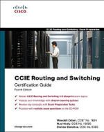 CCIE Routing and Switching Certification Guide - Wendell Odom