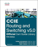 CCIE Routing and Switching V5.0 Official Cert Guide Library - Narbik Kocharians