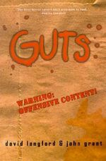Guts : A Comedy of Manners - David Langford