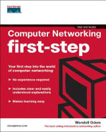 Computer Networking First-step : Your First-step into the World of Computer Networking - Wendell Odom
