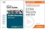 CCNA Security 640-554 Official Cert Guide and LiveLessons Bundle - Keith Barker