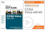 CCNA Voice 640-461 Official Cert Guide and LiveLessons Bundle - David Schulz