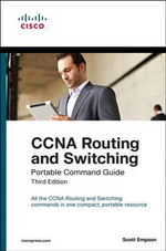 CCNA Routing and Switching Portable Command Guide - Scott Empson