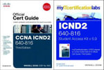 CCNA ICND2 Official Cert Guide with MyITCertificationLab Bundle (640-816) V5.9 - Wendell Odom