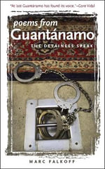 Poems from Guantanamo : The Detainees Speak