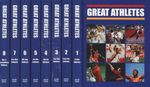 Great Athletes : 8 x Hardcover Books, Volumes 1-8