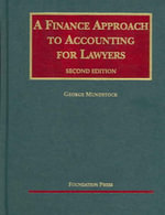 A Finance Approach to Accounting for Lawyers : The Human Rights Nightmare of the Karen People of ... - George Mundstock