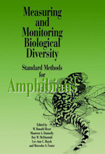 Measuring and Monitoring Biological Diversity : Standard Methods for Amphibians