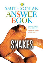 Snakes in Question, Second Edition : The Smithsonian Answer Book - George R. Zug