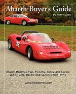 Abarth Buyer's Guide - Peter Vack