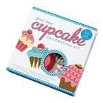 First Time Cupcake Decorating Kit : Includes Tools for Decorating Cupcakes with Piped Buttercream Designs - Autumn Carpenter