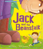 Jack and the Beanstalk : My First Fairy Tales