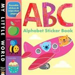 ABC Alphabet Sticker Book - Jonathan Litton