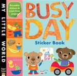 Busy Day Sticker Book - Fhiona Galloway