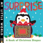 Surprise : A Book of Christmas Shapes - Jonathan Litton