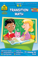Transition Math K-1 - Barbara, Ph.D. Bando Irvin