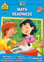 Math Readiness : Grades K-1 - Barbara Bando Irvin