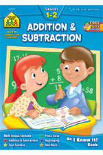 Addition & Subtraction 1-2 - Barbara Bando, Ph.D. Irvin