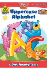 Uppercase Alphabet - Barbara Gregorich