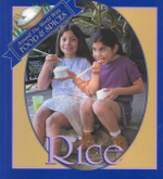 Rice : Around the World With Food and Spices - Melinda Lilly