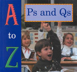 Ps and Qs : A to Z - Tracy Nelson Maurer