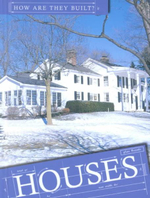Houses : How They Are Built? - Lynn M. Stone
