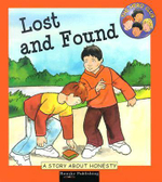 Lost and Found : A Story about Honesty : The Hero Club - Cindy Leaney