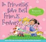 Do Princesses Have Best Friends Forever? : Keepsake Sticker Doodle Book - Mike Gordon