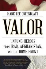 Valor : Unsung Heroes from Iraq, Afghanistan, and the Home Front - Mark Lee Greenblatt
