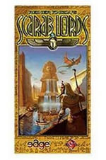 Reinier Knizia's Scarab Lords : Hoss - Fantasy Flight Games
