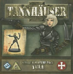Tannhauser Single Miniature Pack : Yula - Fantasy Flight Games