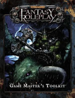 Warhammer Fantasy Roleplay GM's Toolkit : Game Master's Toolkit - Fantasy Flight Games