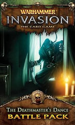 Warhammer Invasion Card Game : The Deathmasters Dance Battle Pack - Fantasy Flight Games