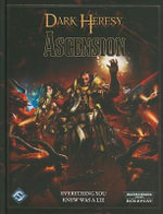 Dark Heresy : Ascension - Fantasy Flight Games