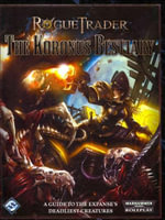 Rogue Trader : Xenos Compendium - Fantasy Flight Games