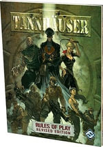 Tannhauser : Rules of Play - Fantasy Flight Games