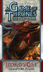 A Game of Thrones : Illyrio's Gift Chapter Pack : The Card Game - George R. R. Martin