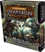 Warhammer Invasion The Card Game : March of the Damned Expansion - Fantasy Flight Games