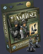 Tannhauser Union Troop Pack : Commando Alpha and Commando Delta - Fantasy Flight Games
